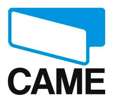 """автоматика """"CAME"""""""