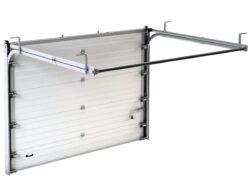 Секционные ворота Alutech Trend ш3000 в2500