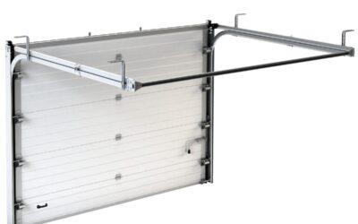Секционные ворота Alutech Trend ш2500 в2000