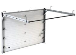 Секционные ворота Alutech Trend в проем 2500х2000