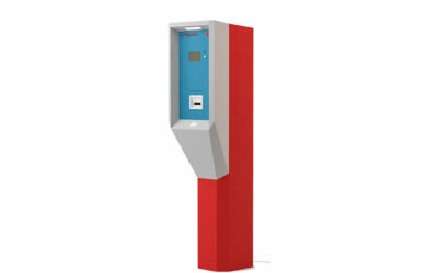 Выездная стойка Card Park Premium-EXT