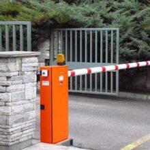 Ворота или шлагбаум